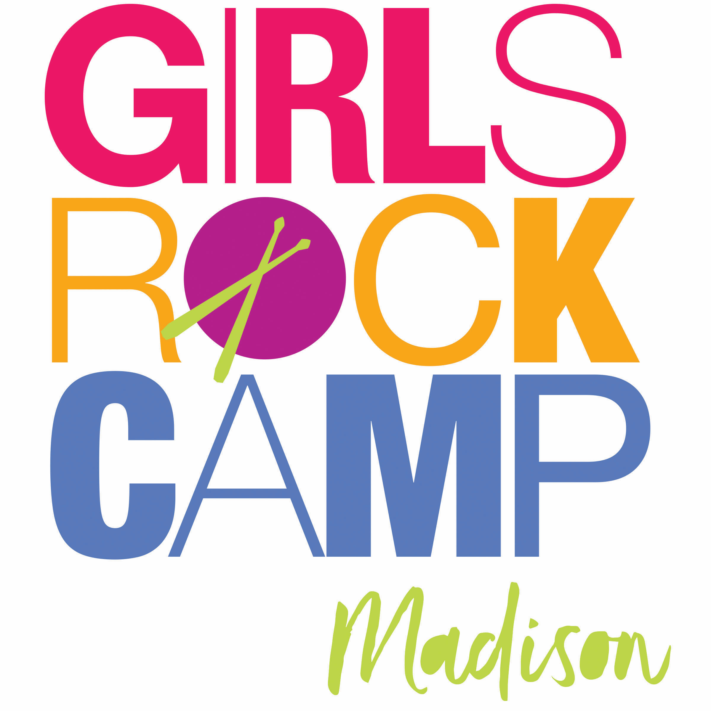 Girls Rock Camp Madison